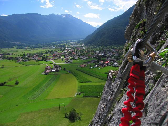 Klettersteig Nassereith : Bergsport total: leite klettersteig nassereith